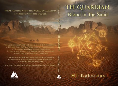 The Guardian : Blood in the sand book 1 by Ash-3xpired