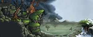 Swamp Enviroment- sts by AEStenton