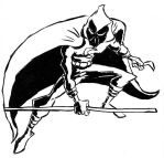 Moon Knight Classic by TheNoirGuy