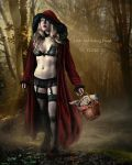Little Red Riding Hood by nina-Y