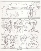 SADCAT2::Round Two::Page One by miraibaby