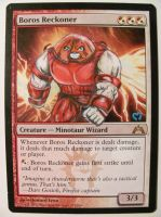 Mtg Alter: Juggernaut Boros Reckoner by OhMaiAlters