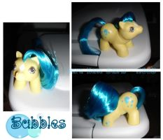 Custom Baby Bubbles by Dwelian