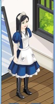 My Alice Madness Sims by Daevayu