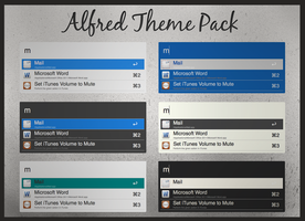 Alfred Theme Pack by midnighttokerkate