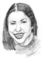 1999 Portrait of a Young Woman by ArtByJenX