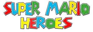 Super Mario Heroes Logo by KingAsylus91