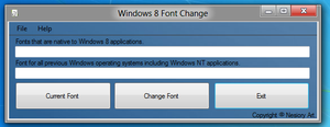 AnyFont windows 8 V 2.0 by Nesiory