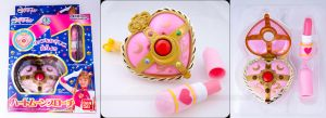 PGSM Locket Sailor Moon Compact by LilithScream