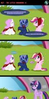 MLP - The Little Crusaders II (COMIC) by AniRichie-Art