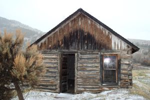 Bannack Ghost Town 294 by Falln-Stock