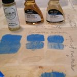 Water-Soluable Oil Paint Mediums by lavonia