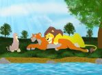 Summers day by animal-lover-247