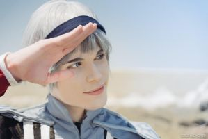 Aiichiro Nitori Cosplay (Ending Version) - Free! by DakunCosplay