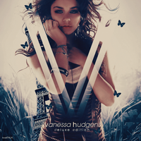 Vanessa Hudgens - V (Deluxe Edition) by LoudTALK