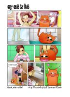 My cat is fat-Episode6- Ronnie, what a cat life! by Elsa-Tuzzato