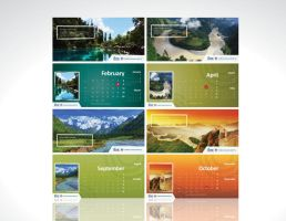 indopoly calendar priview by gezl