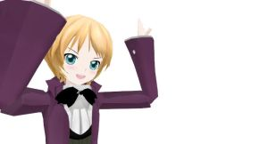 MMD Newcomer: LAT Alois Trancy by Vocaloidfan02