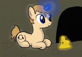 PewDiePony and Stephano by SupporterOfRainbows2