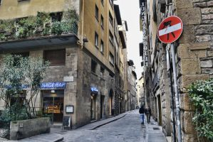 Streets of Florence #17 by 4mira