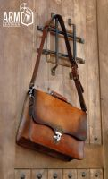 Brown 1 by Blackthornleather
