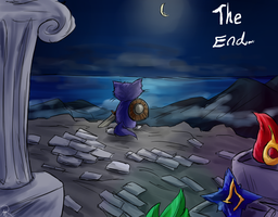 Nolegs Adventure  Pt8. The end. by kittimitti
