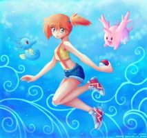 Misty -Watery Beauty- by Vay-demona