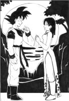 Token of Love by Aftershocker by Goku-and-Chichi-Club