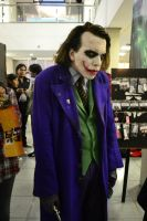 Joker Heath Ledger Cosplay XI by AlexWorks