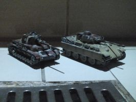German Tank prototypes by Baryonyx62