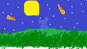+.Comets In The Starry Sky.+ by KittyKatAnimeLover14