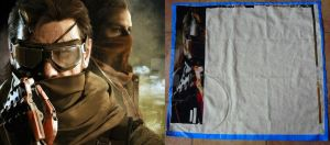 MGSV: The Phantom Pain Project - Update 016 by Snake-Fangirl