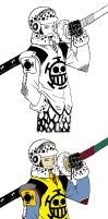 Trafalgar Law by TicoDrawing