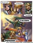 TWILiGHT PRINCESS COMIC by mastafuu