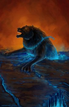 F for Fenrir by LadyInsomnia22