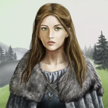 Character artwork for Game of Thrones: Ascent by dashinvaine