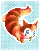 Furret by Joz-yyh