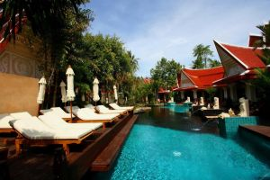 Pool Access Area by Panviman-Group