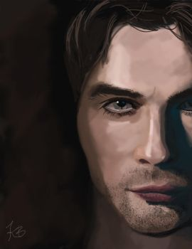 Damon by kristeny
