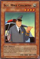 Sgt. Mike Cosgrove by RandomStore