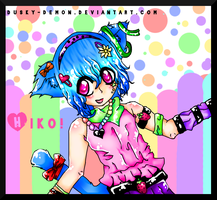 .::Decora+Hiko::. by Dusky-Demon