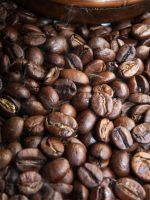 Stock image. Roasted Coffee beans by EldarZakirov