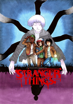 Stranger Things by InnocenceShiro