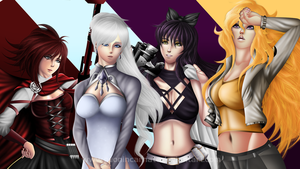 Team RWBY Vol4: Compilation by NeonIncarnate