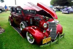Chevrolet Master Deluxe 1938 by CZProductions