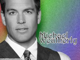 Michael Weatherly wallp1b by daniellekoorevaar