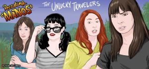 The Unlucky Travelers - in color by Thinkbolt