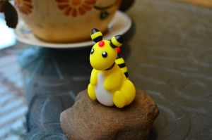 Ampharos Clay Tutorial by CraftDragons