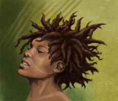 Dreadlocks by Segundus