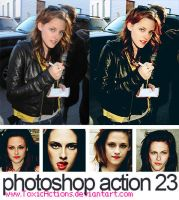 Photoshop Action 024 by ToxicActions